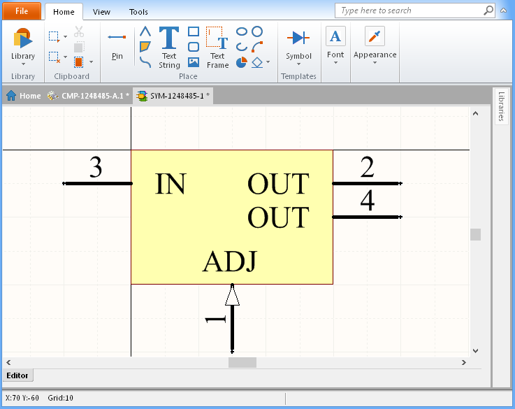 Component Management in CircuitMaker   Documentation   CircuitMaker