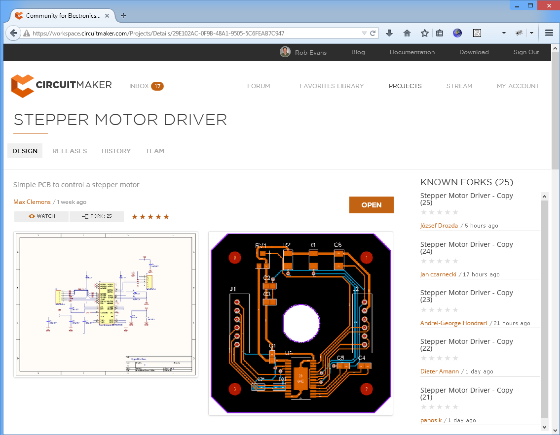 Project Management in CircuitMaker | Documentation | CircuitMaker